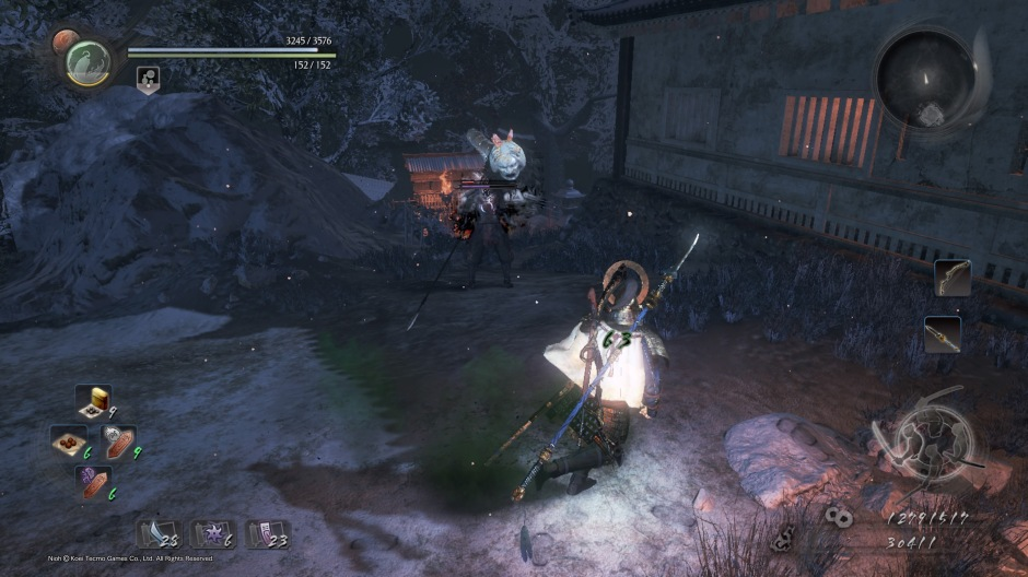 Nioh: Dragon of the North, Defiant Honor & Bloodshed's End