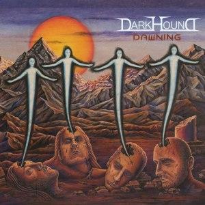Dark Hound - Dawning - Album Cover