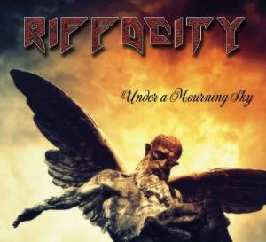 Riffocity front cover