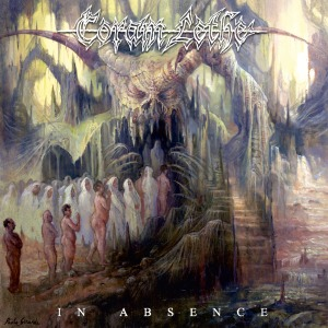 Cover Coram Lethe - In Absence