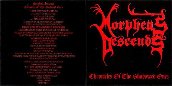 Morpheus Descends - Chronicles ScanImage01