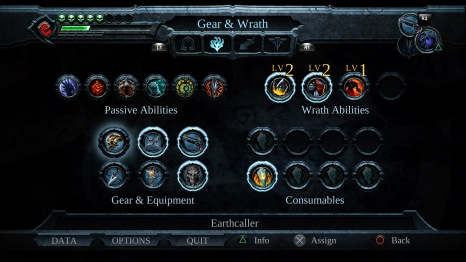 I found wrath abilities were largely useless in combat.