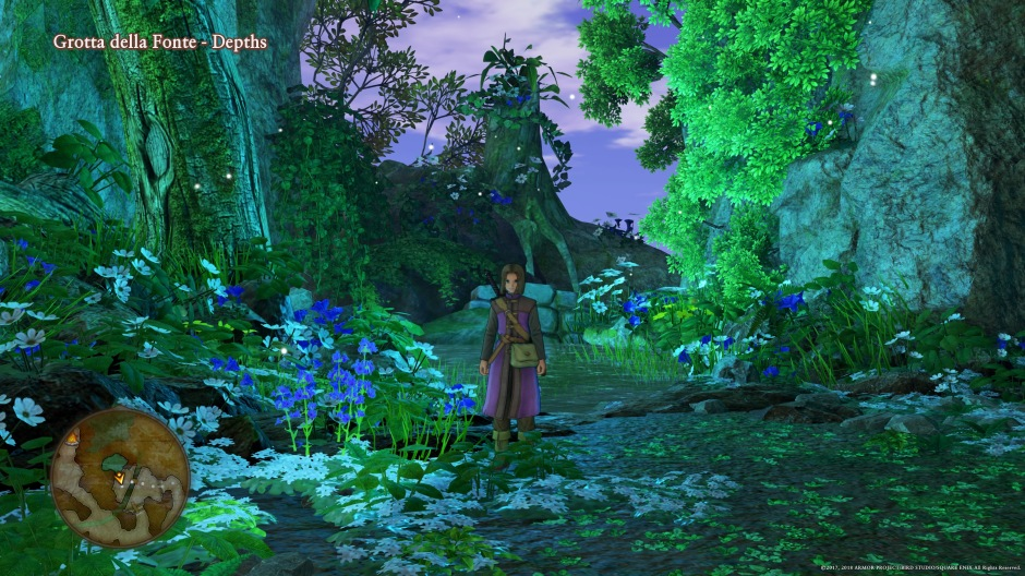 DRAGON QUEST XI: Echoes of an Elusive Age_20180916011419