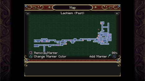 Map completion (Past)