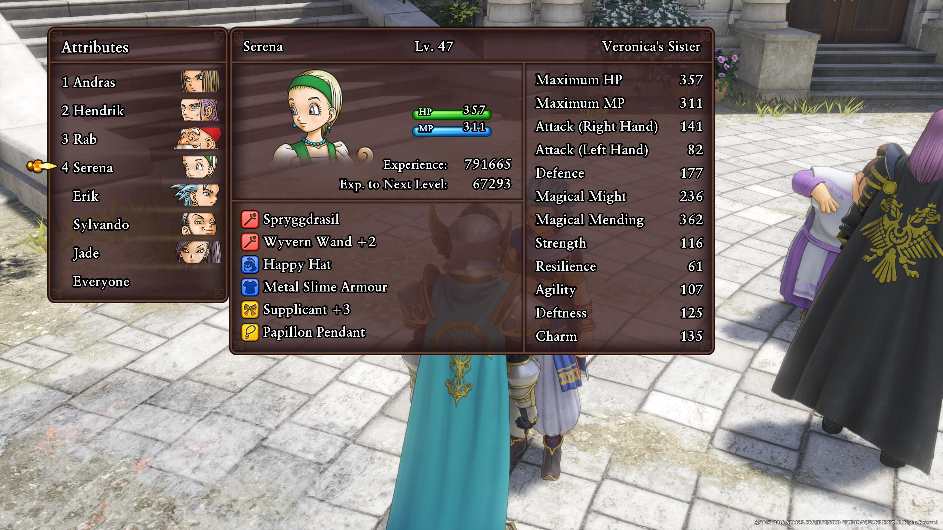 Dragon Quest XI: Echoes of an Elusive Age (2018) REVIEW