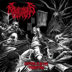 Ravenous Death cover 500 x 500