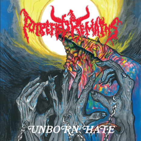 Putrefied Remains cover
