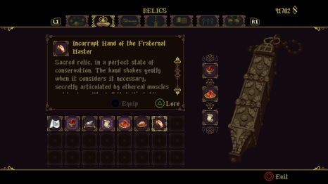 Relics will likely require a guide to acquire half of the time.