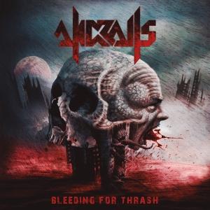 cover Andralls - Bleeding For Thrash