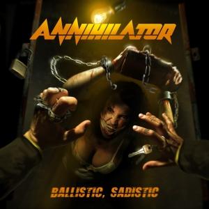 cover Annihilator - Ballistic Sadistic