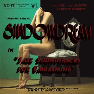 Jazz Soundtracks For Embalming Cover